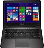 Asus Zenbook UX305FA-FB003H 33,7 cm (13,3 Zoll IPS QHD+) Notebook (Intel Core M 5Y10, 8GB RAM, 256GB SSD, Intel HD, Win 8.1) schwarz