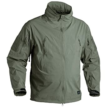 Helikon Trooper Soft Shell Jacket Alpha Green size S