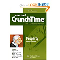 CrunchTime Property (The Crunchtime Series) (9780735578920)