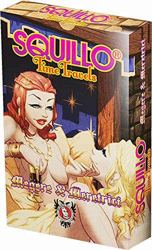 Squillo - Time Travels - Megere e Meretrici