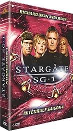 Stargate Sg-1 - Saison 4 - Intégrale - Pack Spécial