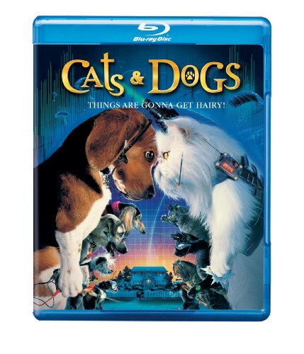 Cover art for  Cats & Dogs [Blu-ray]