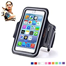 "buy Maxcury Sport Exercise Armband Premium Running Iphone 6 Plus | 6S Plus (5.5"") Sports Armband 