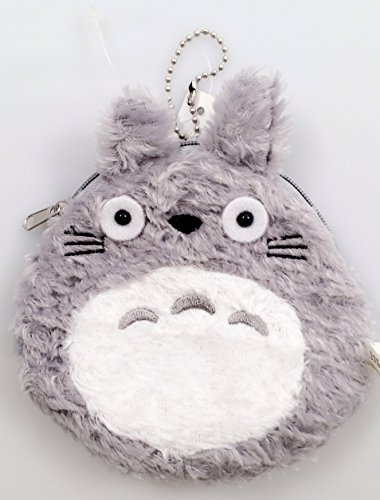 My Neighbor Totoro Grey Totoro Coin Purse Bag - 1