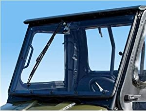 Curtis Industries Polaris Ranger RCS Wiper Kit. Includes 12V System. Quick Release Adapter. 1POLRWPR