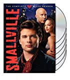 51UuzJ%2B1I3L. SL160  Smallville   The Complete Sixth Season
