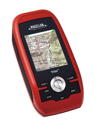 Magellan Triton 400 Waterproof Hiking GPS