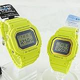 [カシオ]CASIO 腕時計 メーカー1年間保証付き 専用ペアBOX カシオ 時計 Gショック×ベビーG ペアウォッチ タフソーラー ペアモデル イエロー GW-M5610MD-9JF BGD-5000MD-9JF レディース メンズ【無料ラッピング】 [並行輸入品]