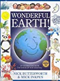 Wonderful Earth: An Interactive Book for Hours of Fun Learning