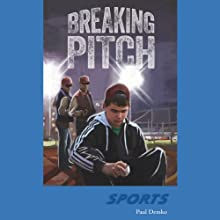 Breaking Pitch: Sports Beats (       UNABRIDGED) by Paul Demko Narrated by The Staff at High Noon Books