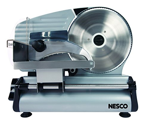 Nesco FS-250 180-watt Food Slicer with 8.7-Inch Blade (Nesco Fs250 compare prices)