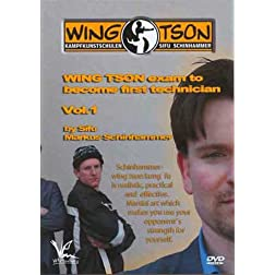 Wing Tson - Wing Tson exam to become first technician Vol. #1