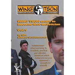 Wing Tson - Wing Tson exam to become first technician Vol. #1