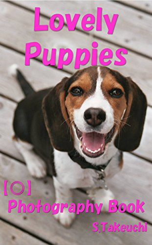 Free Kindle Book : Lovely Puppies: Photography Book