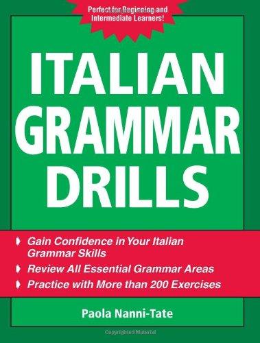 Italian Grammar Drills (Drills Series)