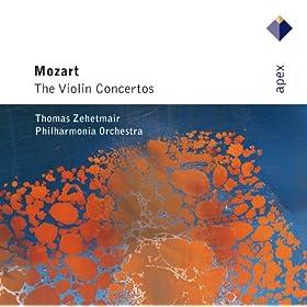 Violin Concerto in D major K217a : I Allegro maestoso
