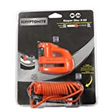 Kryptonite Keeper 5s Disc Lock Orange
