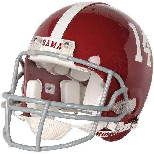 NCAA Riddell Alabama Crimson Tide Authentic Helmet