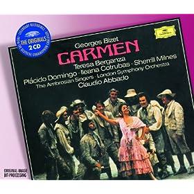 Bizet: Carmen / Act 2 - Non, tu ne m'aimes pas! (Carmen, Don José)