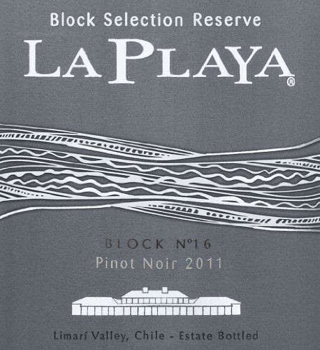 2011 La Playa Block Selection Reserve Pinot Noir 750 Ml