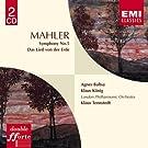Mahler : Symphony 5/Das Lied von der Erde