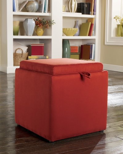 Pleasant Discount Ashley Furniture 7490411 Storage Ottoman With Ibusinesslaw Wood Chair Design Ideas Ibusinesslaworg