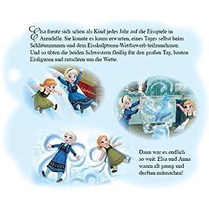 Disney Die Eiskönigin: Elsa und die Eisspiele / Anna und das Blumenfest