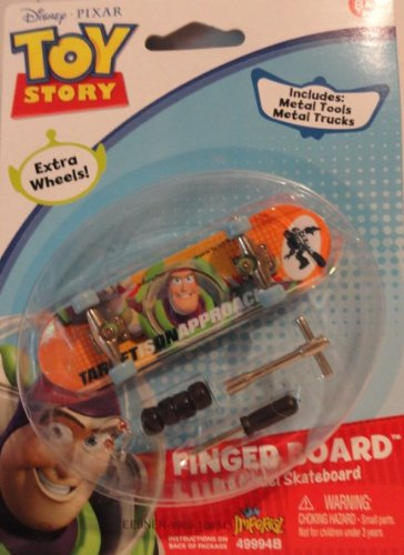 Toy Story Fingerboard Set [Buzz and Woody] - 1