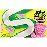 Stride Sour Patch Watermelon, Gum, 14 Count (pack Of 12)