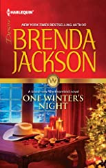 One Winter's Night (Harlequin Desire)