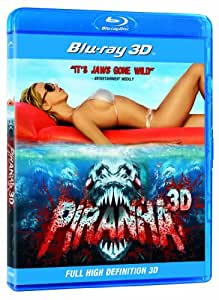 Piranha [Blu-ray 3D] (Bilingual)