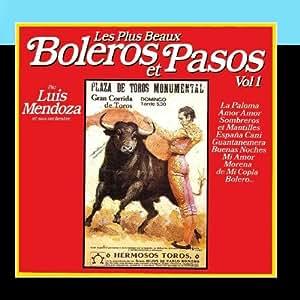 Pasos Vol. 1 (Les Plus Beaux Boléros Et Pasos Vol. 1) - Amazon.com