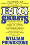 Big Secrets (0688048307) by William Poundstone