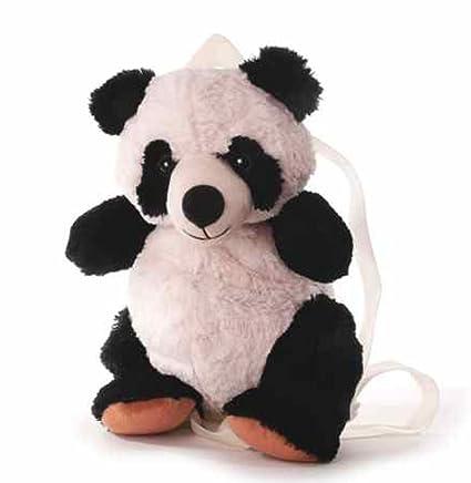 Inware 6675 - Petit Sac à dos pour les enfants, Panda, noir/blanc