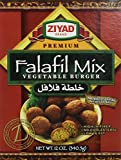 Ziyad Falafil Dry Mix, 12-Oz. (340.5 g), (Pack of 6)