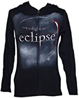Stanzino New Womens Twilight Black Long Sleeve Sweater Top Blouse Shirt Hoodie S-XL