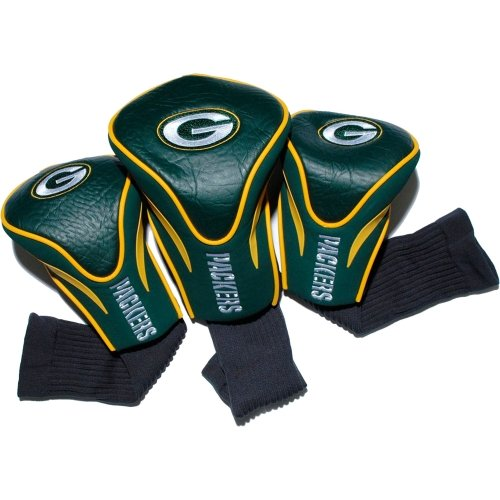 nfl-green-bay-packers-3-pack-contour-fit-headcover