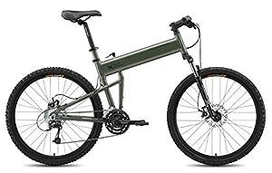 Montague Paratrooper Mountain Bike - 20 Inch - Cammy Green