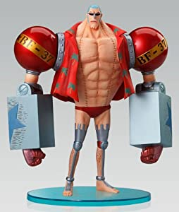 One Piece Super Styling EX Gigantic Figur: Franky / Frankie 16 cm