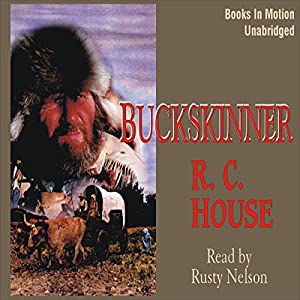 Buckskinner Audiobook