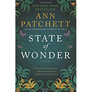 Cover image for State of Wonder by Ann Patchett