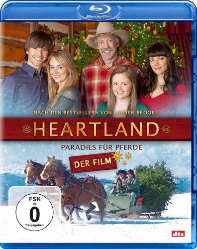 Heartland - Ein Paradies für Pferde: Der Film [Blu-ray]