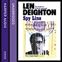 Spy Line Audiobook by Len Deighton Narrated by James Lailey