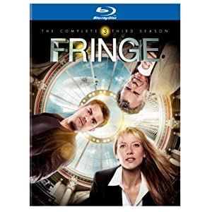 Fringe: The Complete Third Season on Blu-ray