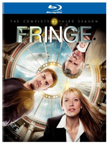 Fringe : Saison 3 en dvd et en blu-ray