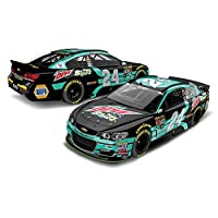 Lionel Racing C246821MDCL Chase Elliott #24 Mountain Dew Baja Blast 2016 Chevrolet SS ARC HOTO NASCAR Official Diecast Vehicle (1:24 Scale)