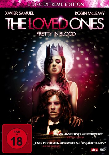 The Loved Ones - Pretty in Blood (2 Disc Extreme Edition) [Special Edition] [2 DVDs]