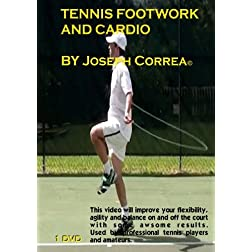 Tennis Footwork and Cardio by Joseph Correa