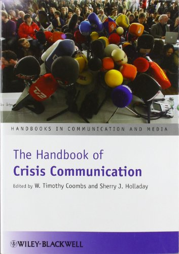 The Handbook Of Crisis Communication front-1031930