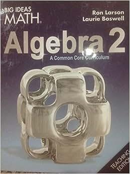 Algebra 1 common core book